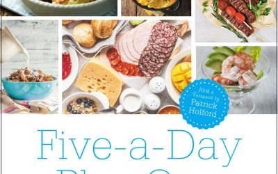 Five-A-Day Plus One: The Vitamin B12 Cookbook
