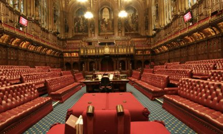 Meeting at the House of Lords