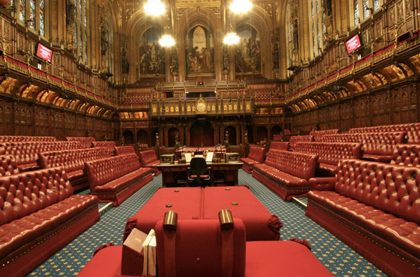 House of Lords Meeting