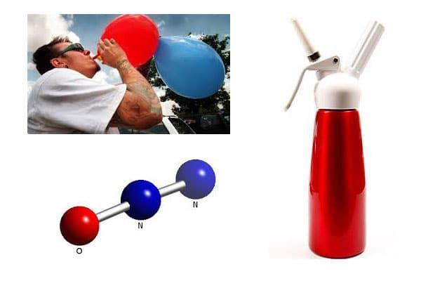 Nitrous Oxide – let's have a laugh!