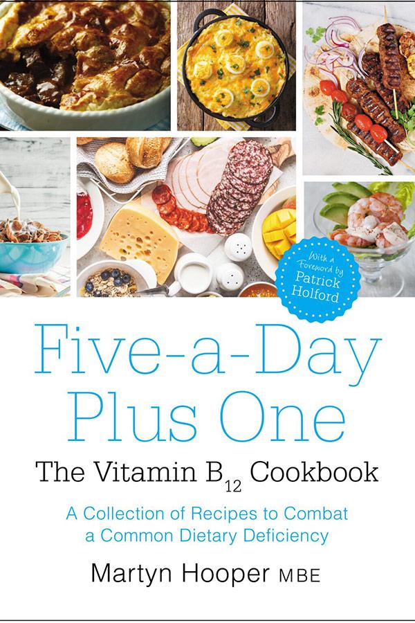 vitamin b12 cookbook